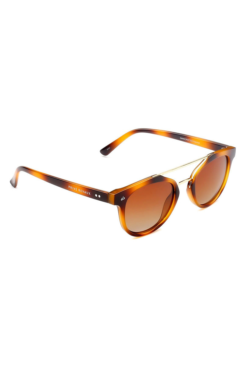 PRIVE REVAUX The Churchill Sunglasses | Light Tortoise| Prive Revaux The Churchill