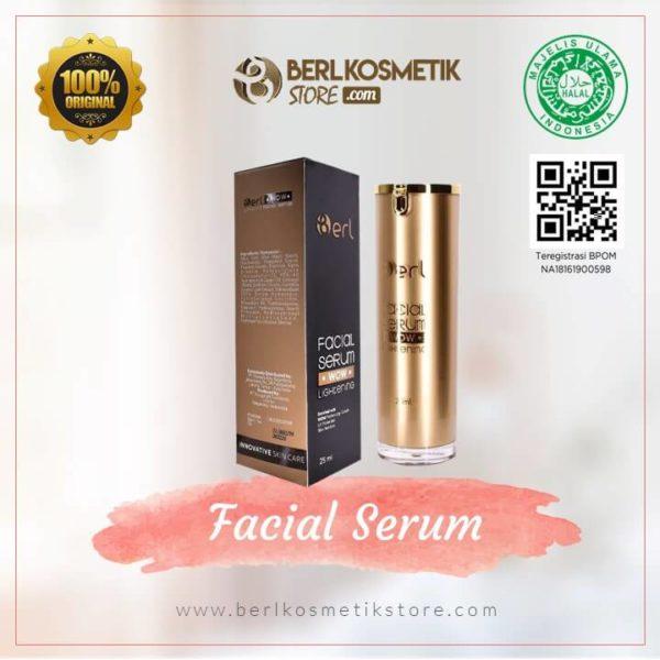 B Erl Facial Serum