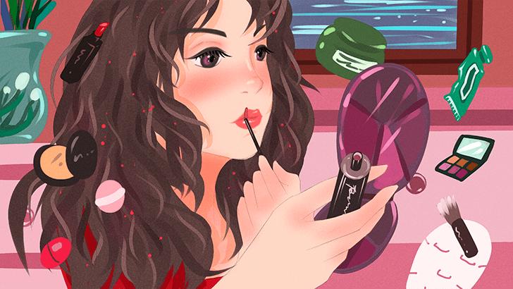 5 Tips Memilih Warna Lipstik Sesuai Warna Kulit