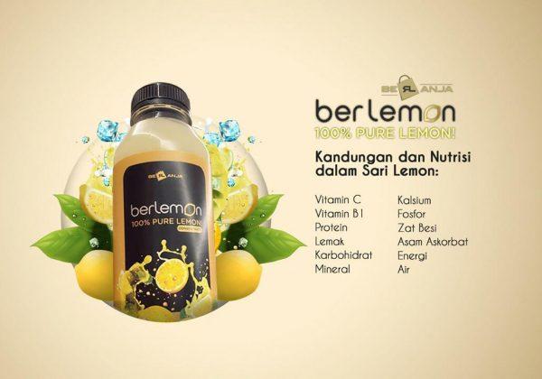Kandungan dan Nutrisi dalam Lemon