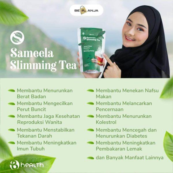 Manfaat Sameela Sliming Tea