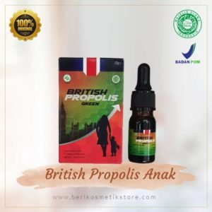 British Propolis Anak