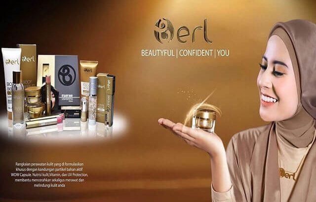 Apa itu B Erl Cosmetics ? Kosmetik Halal di Indonesia