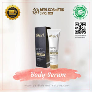 B Erl Body Serum