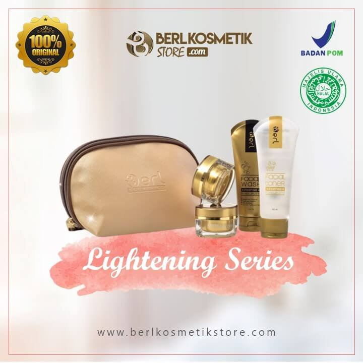 B Erl Lightening Series with Luxury Pouch