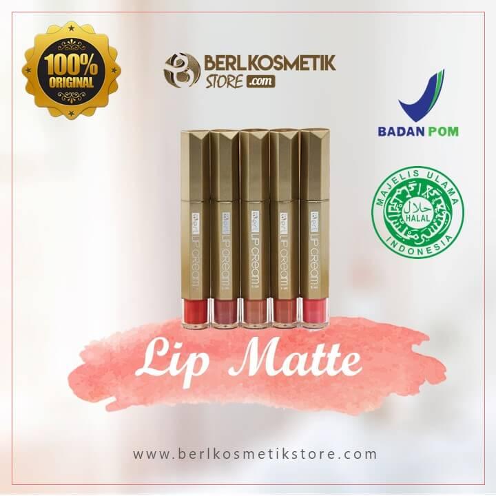 Lipstik B Erl Beauty Lip Matte 5 Warna