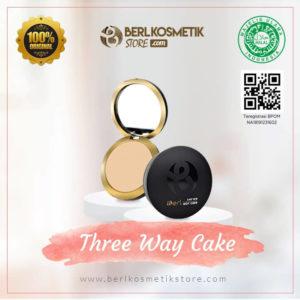 B Erl Three Way Cake