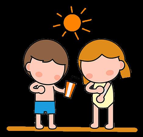 perbedaan sunscreen dan sunblock