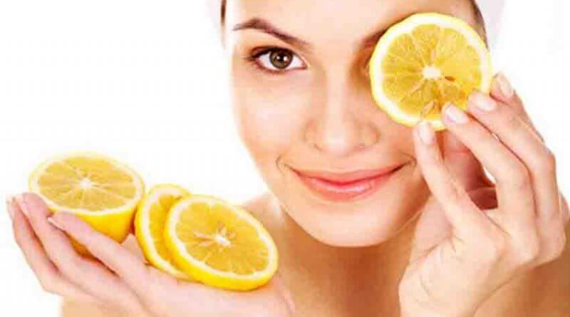 Cara mengecilkan pori-pori wajah dengan lemon