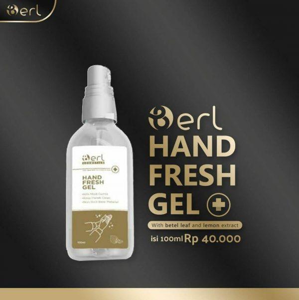 B Erl Hand Fresh Gel 100 ml
