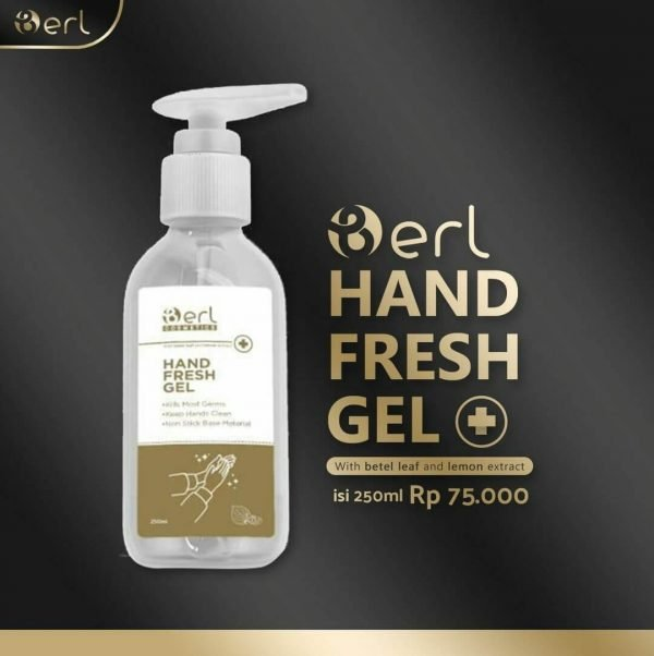 B Erl Hand Fresh Gel 250 ml