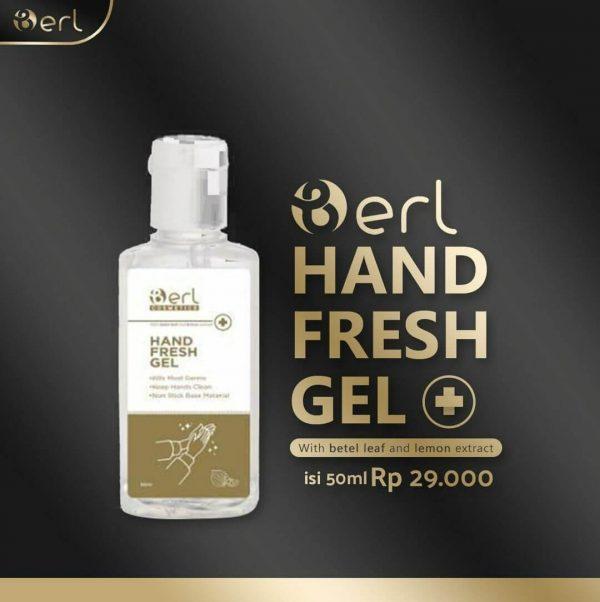 B Erl Hand Fresh Gel 50 ml