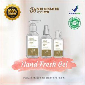 B Erl Hand Sanitizer Fresh Gel