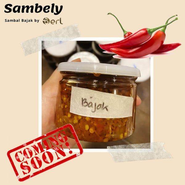 Coming Soon Sambal Sambely