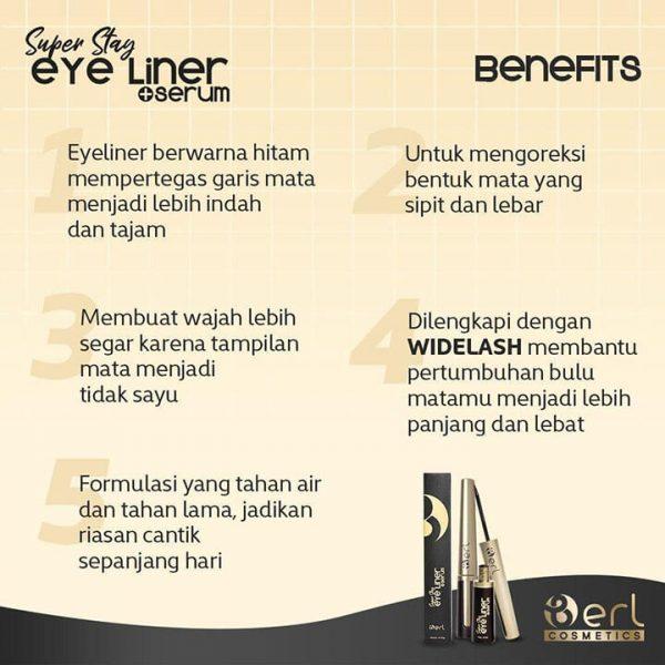 Manfaat B Erl Eyeliner