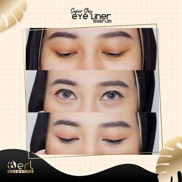 Penggunaan Eyeliner B Erl