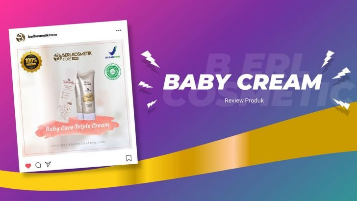 Review Baby Cream B Erl