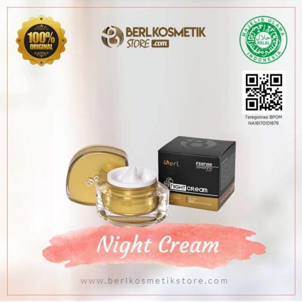 B Erl Night Cream