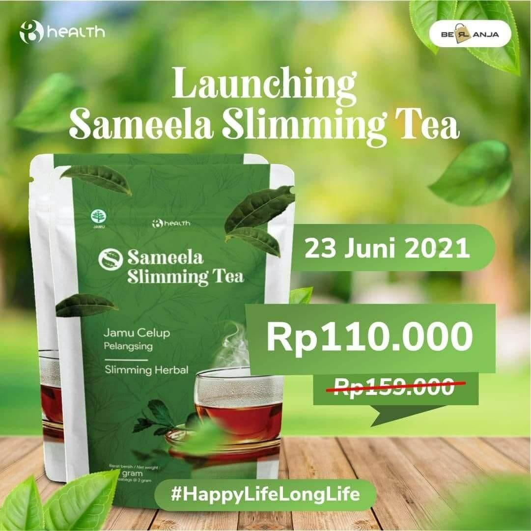Harga Launching Sameela Sliming Tea