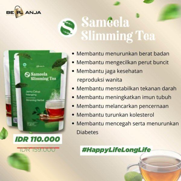 Manfaat Promo Sameela Sliming Tea