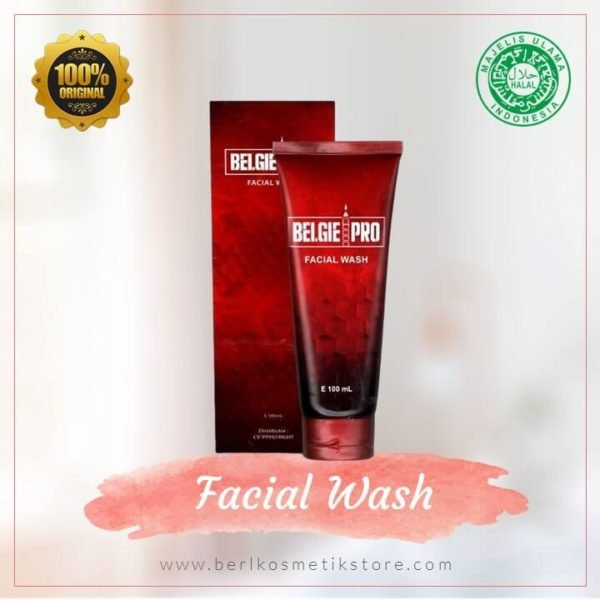 Belgie Pro Facial Wash