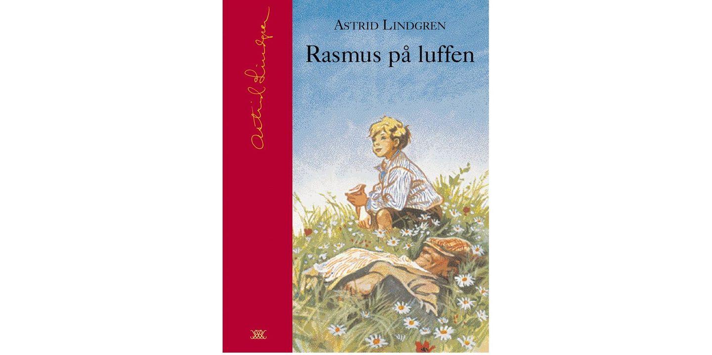 Omslag Rasmus på luffen