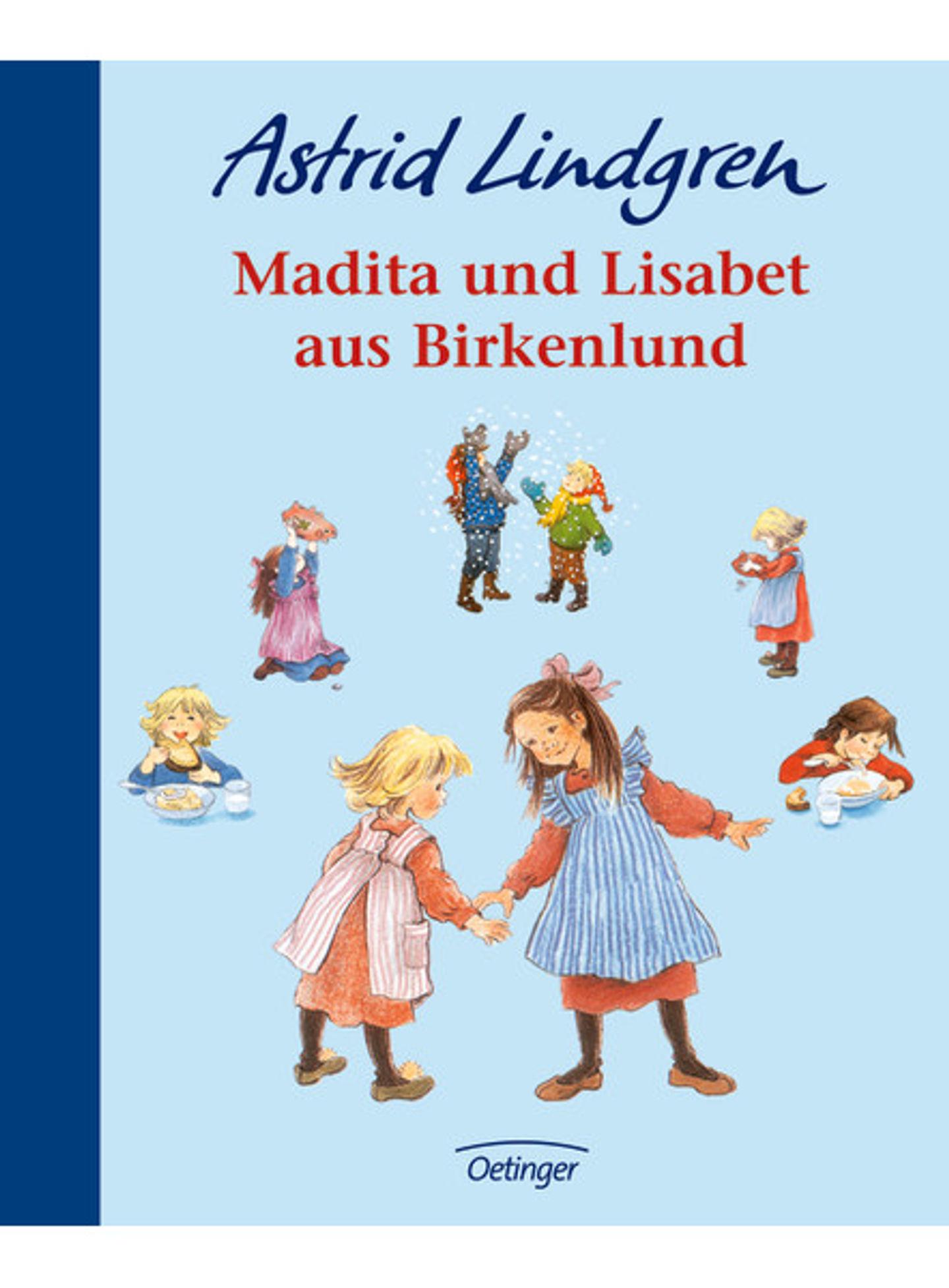 Cover Madita und Lisabet aus Birkenlund