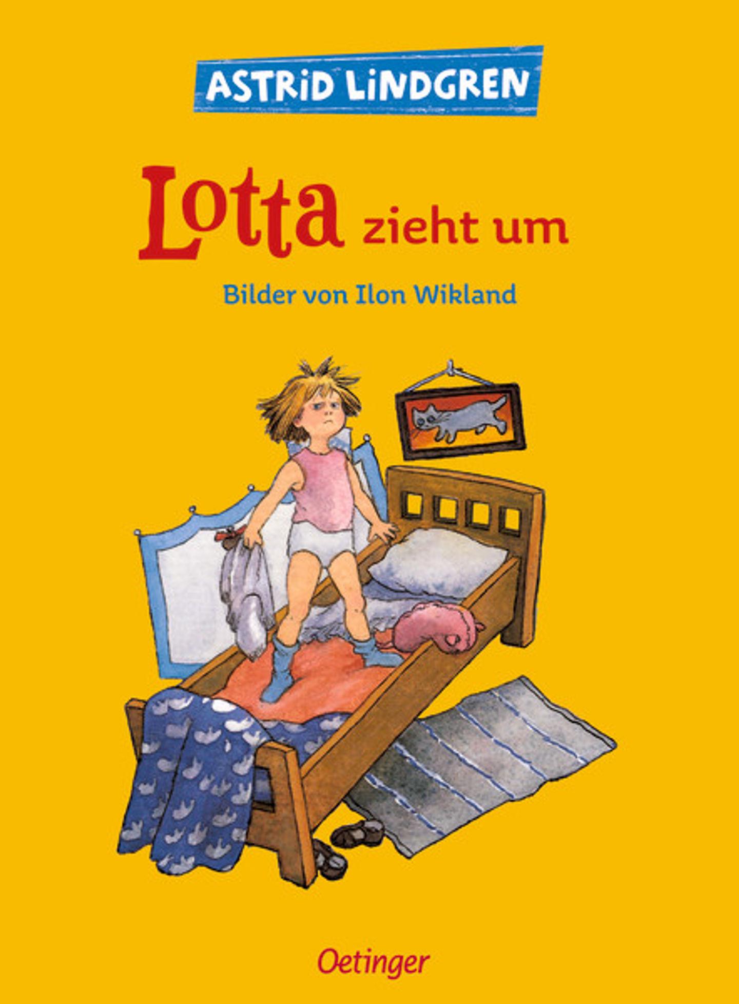 Cover Lotta zieht um
