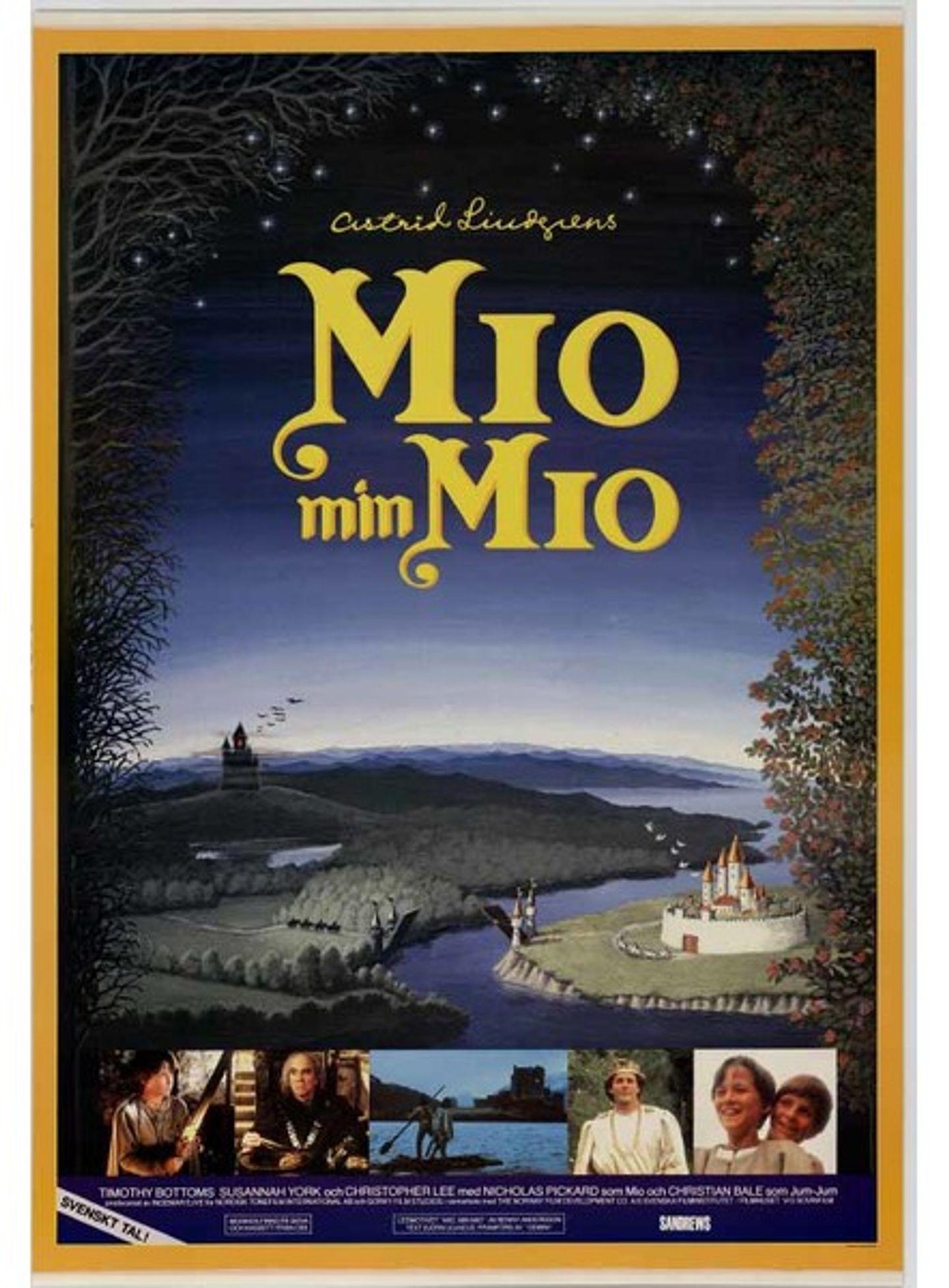 Mio, min Mio film poster
