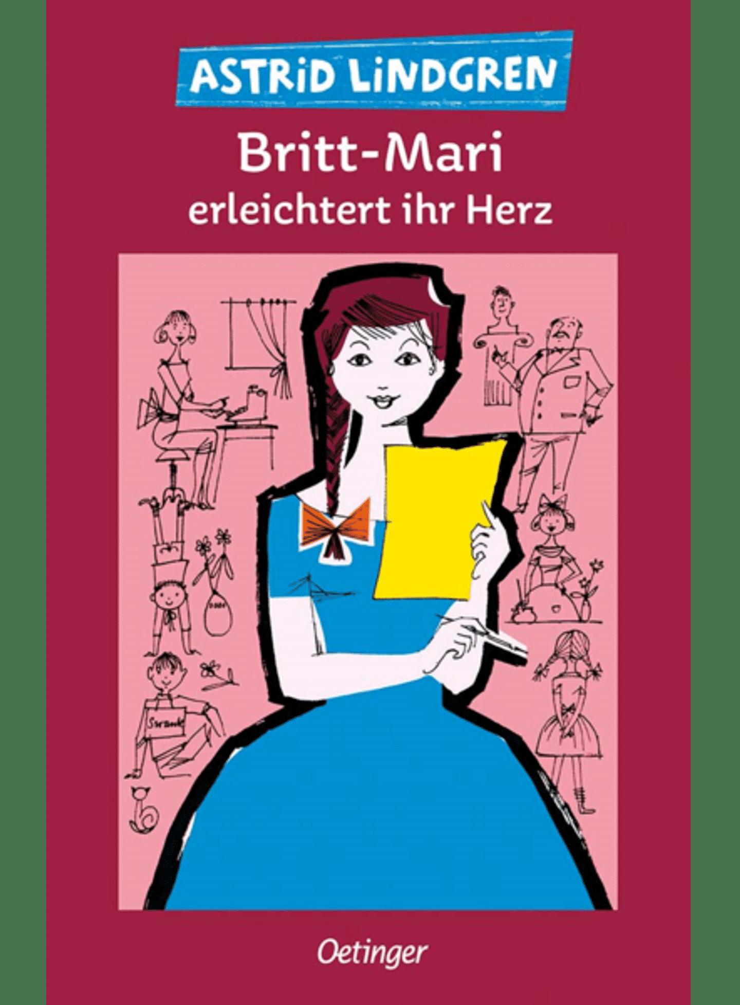 Cover Britt-Mari erleichtert ihr Herz
