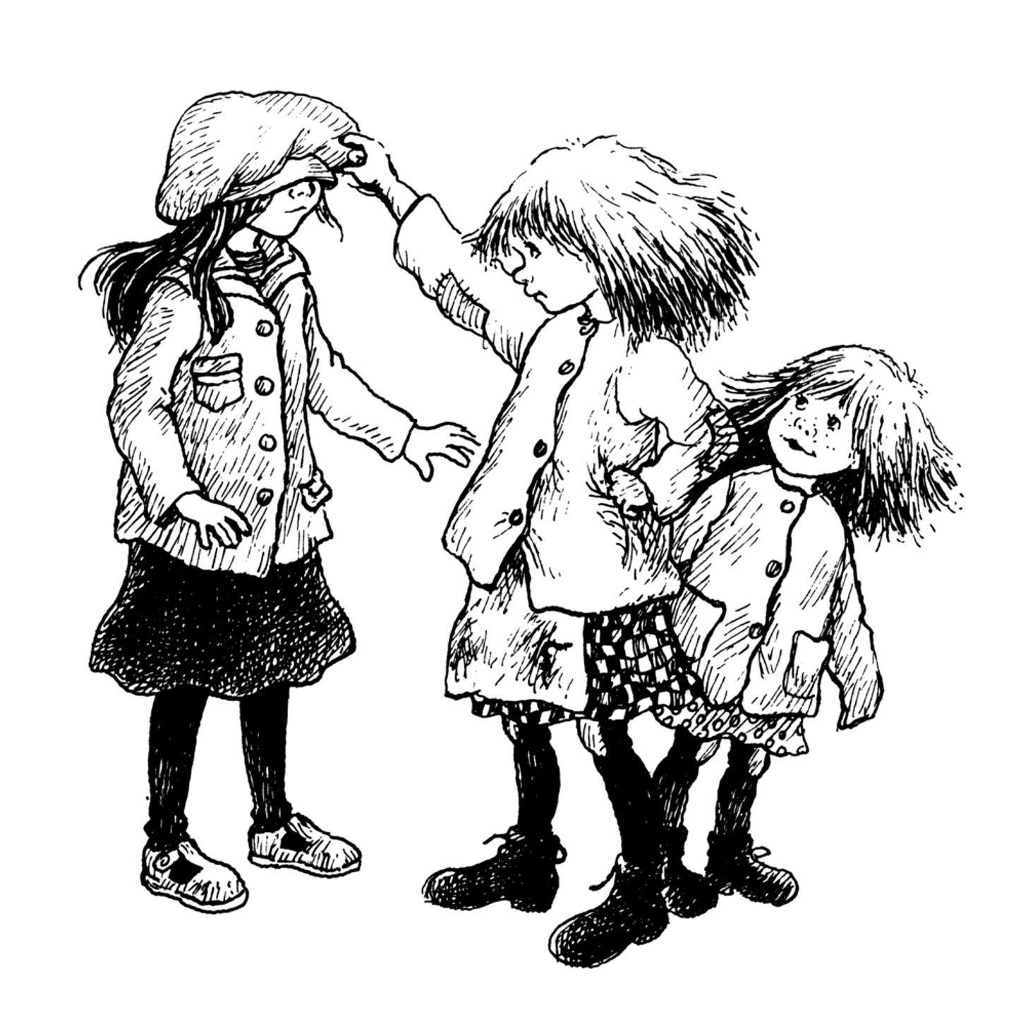 Madicken, Mia och Mattis