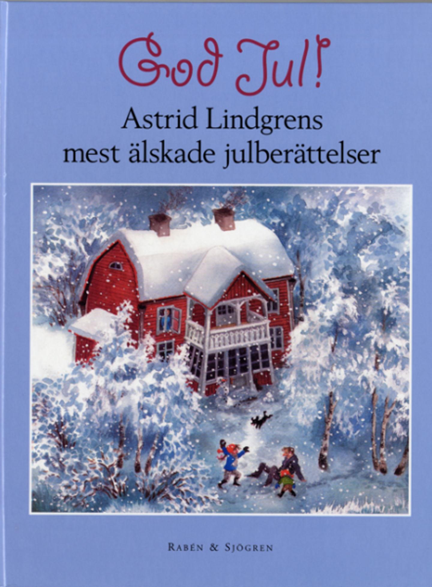 astrid lindgren julberättelser