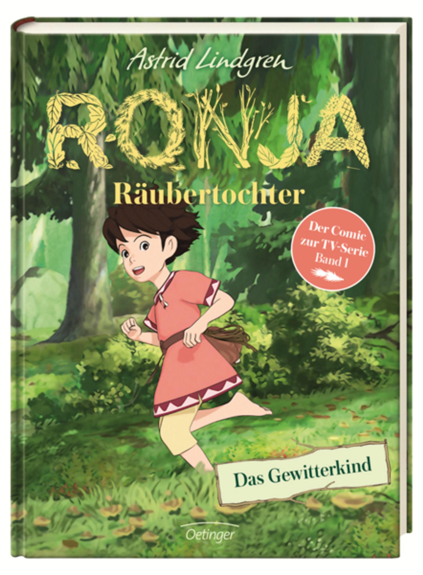Ronja Räubertochter Figuren