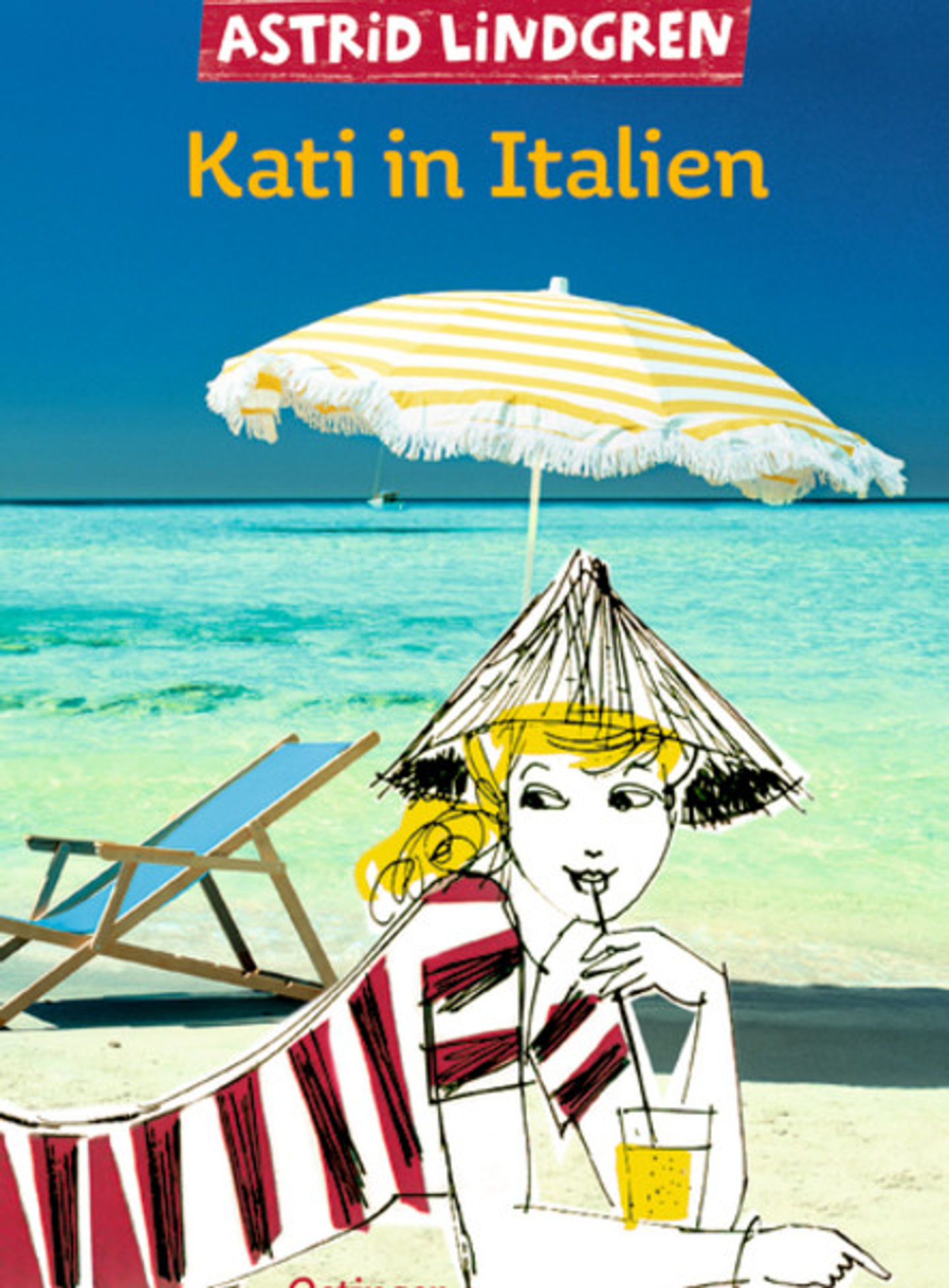 Cover Kati in Italien