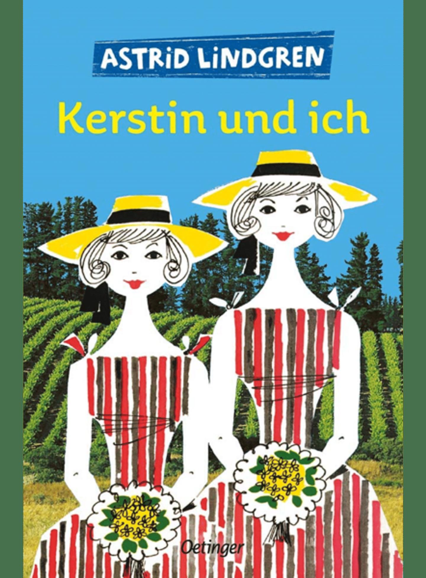 Cover Kerstin und ich