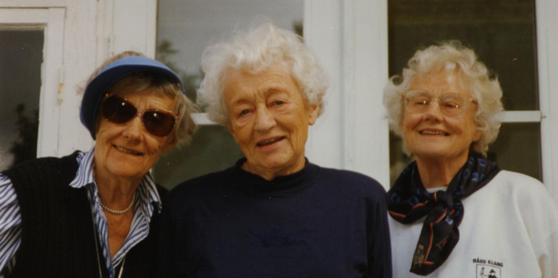 Astrid, Ingegerd, Stina