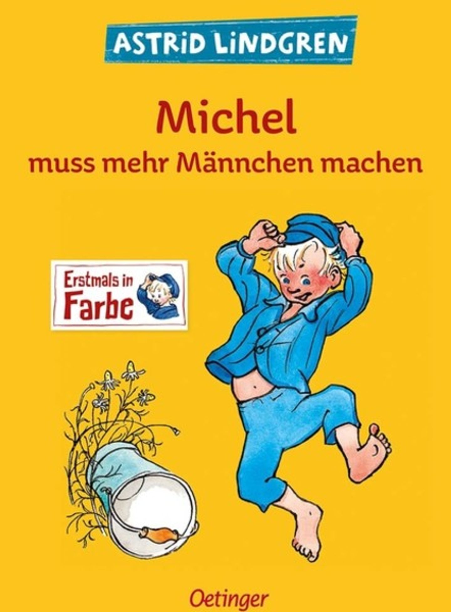 Cover Michel muss mehr Männchen machen