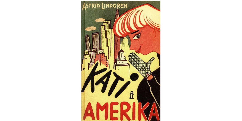 Omslag Kati i Amerika