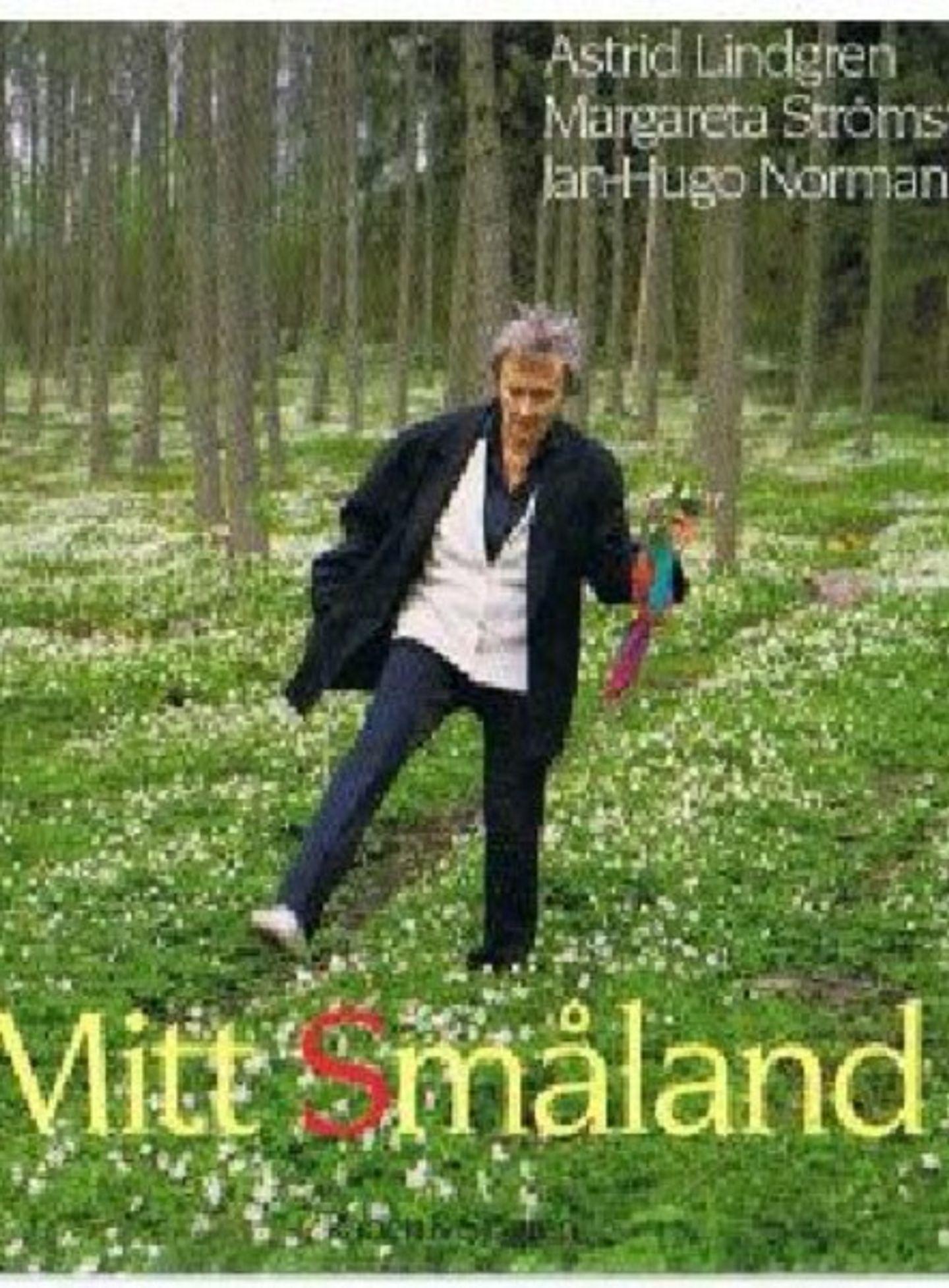 Omslag Mitt Småland