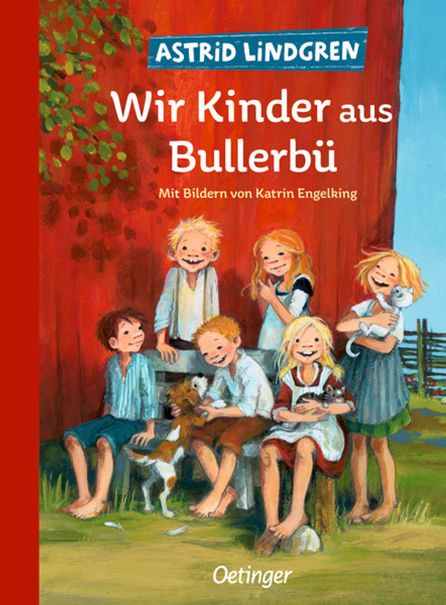 Cover Wir Kinder aus Bullerbü
