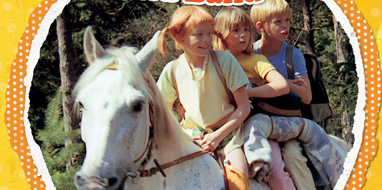 Film poster Pippi ausser Rand und Band