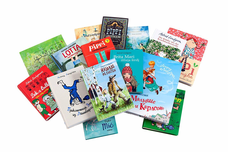 Böcker av Astrid Lindgren