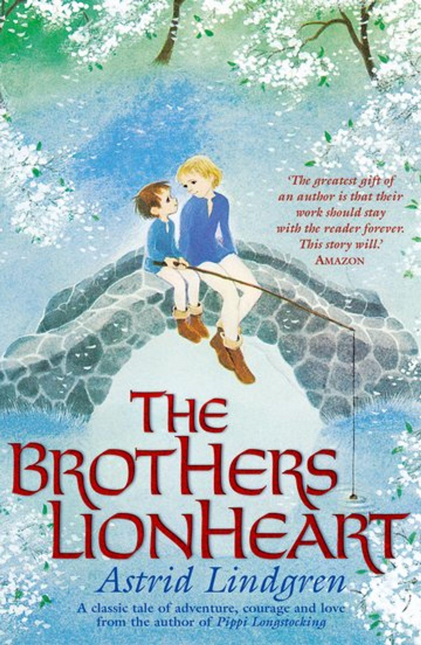 Omslag Brothers Lionheart