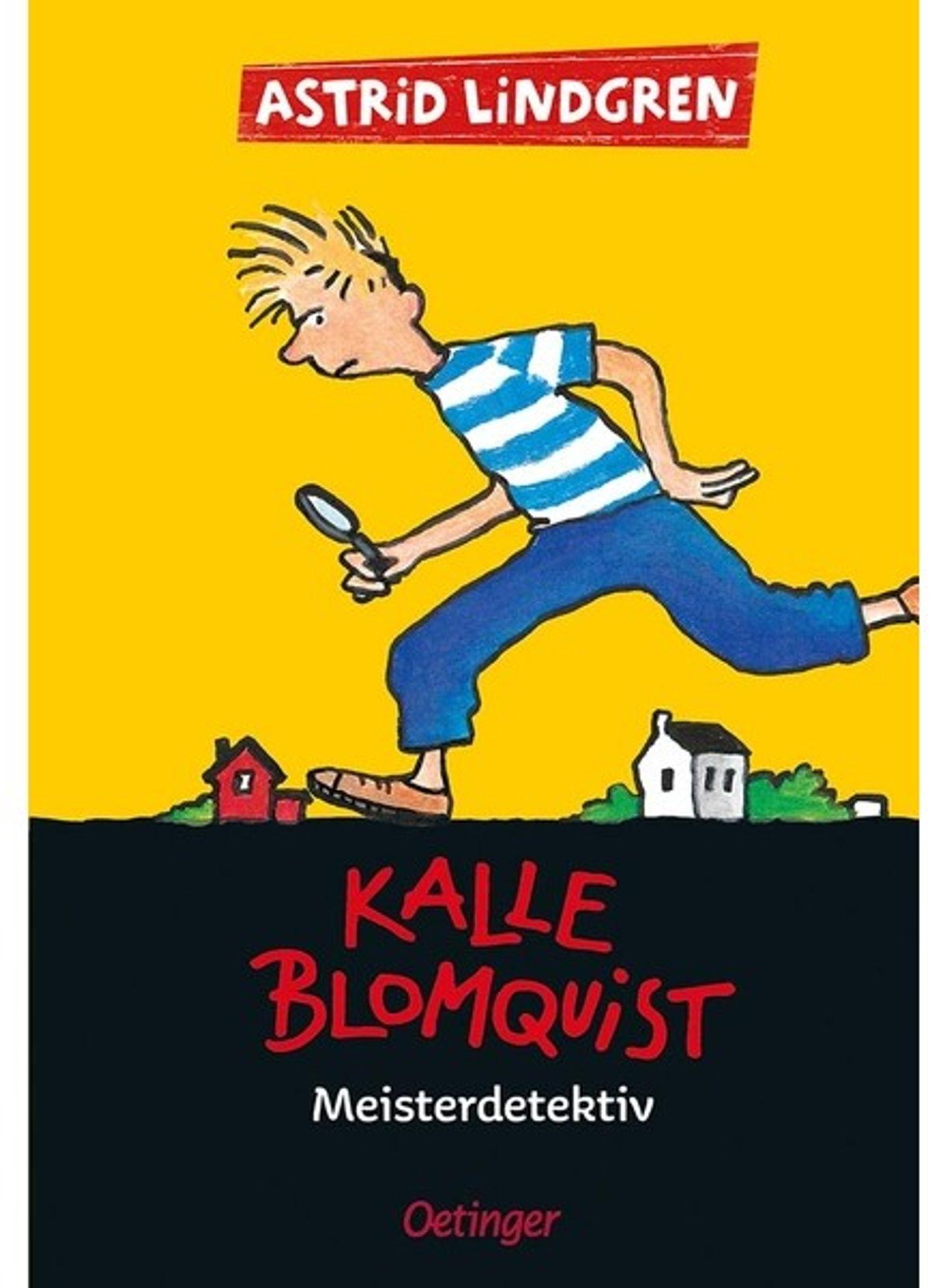 Cover Kalle Blomquist Meisterdetektiv