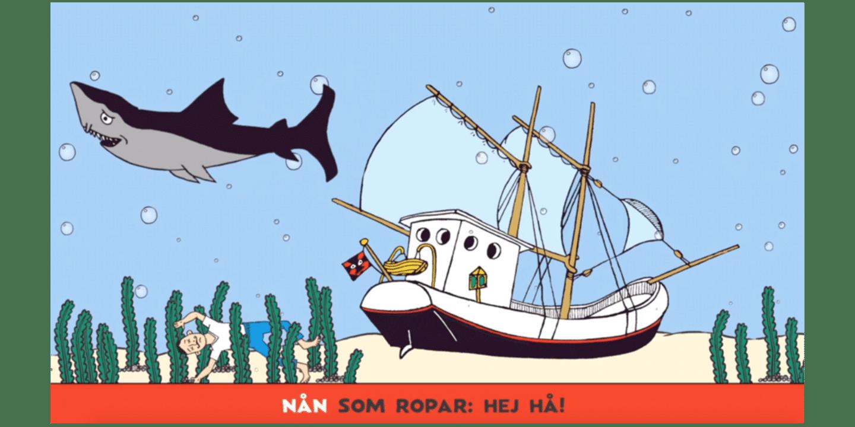 Pippi sing-along, Kalle Teodor