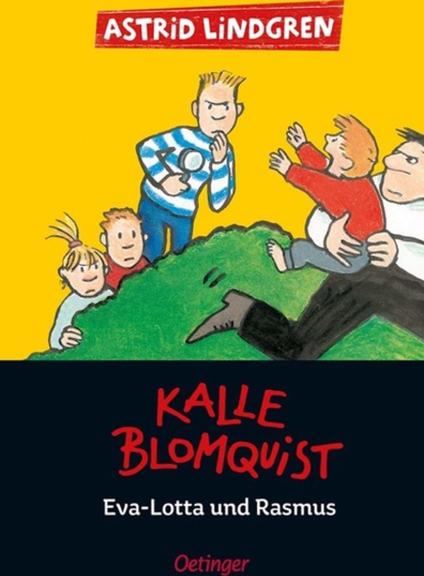 Cover Kalle Blomquist Eva-Lotta und Rasmus