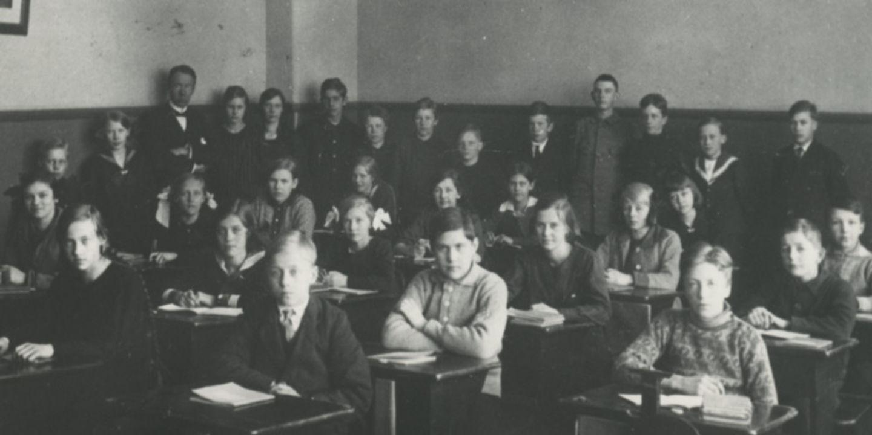 Astrid Lindgrens skolklass