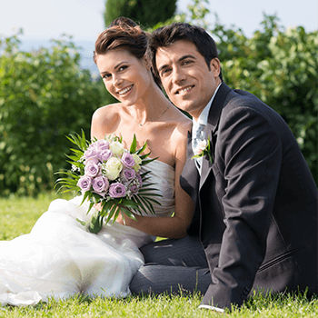 Bride And Groom Photo Theme