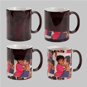 Magic Heat Sensitive Mugs