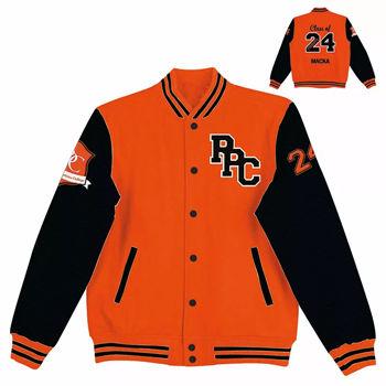 Year 12 Varsity Jackets